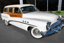 Buicks / Classic Buick Cars / by David Beach