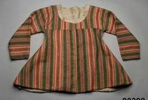 19th Century Short Gowns