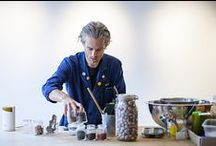 Unique Spice Blends / A selection of spice blends from La Boîte. Made with love in NYC by Chef Lior Lev Sercarz.