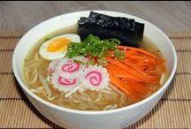 Japanische Rezepte (herzhaft) - japanese recipes / Lecker japanisch und herzhaft. Hier findet ihr unsere Rezepte dazu. :3