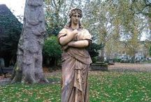 Statues around Britain / Pictures of Statues around Britain / by Big Time Entertainment Ltd UK