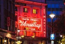 THEATRES in the UK / Pictures of Theatre across the United Kingdom / by Big Time Entertainment Ltd UK