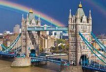 LONDON Landmarks / Famous landmarks of London / by Big Time Entertainment Ltd UK