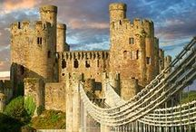 Castles around Britain / Famous Castles around the United Kingdom / by Big Time Entertainment Ltd UK