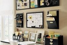 Organising: Command Center and Office