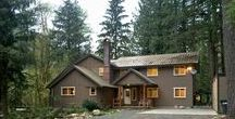 Properties on Acreage / Mt. Baker Lodging offers four properties located on their own private acreage.