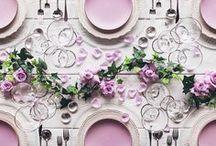 Lavender Bridal Shower
