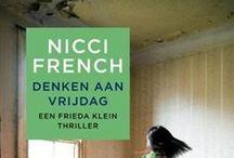 Bruna: auteur -> Nicci French