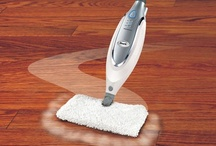 """Shark Steam Cleaning / With millions sold, Shark® steam mops have changed the way the world cleans hard-floor surfaces. Say """"goodbye"""" to the hassles of traditional mopping. Using powerful, super-heated steam, Shark® products clean and sanitize in seconds - making the chore of cleaning easier, faster, and better.  / by Shark Cleaning"""