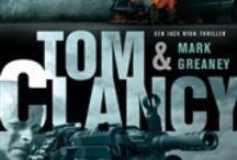 Bruna: auteur -> Tom Clancy