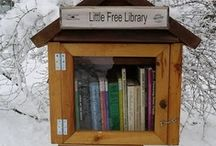Libraries and Reading / by Lenore Lev