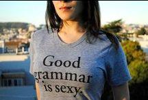 Teacher stuff / yes, sarcasm IS a teaching tool!
