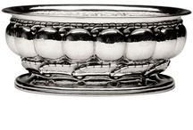 Gallery 925 Sterling Silver Centerpieces / Add dimension and beauty to any room with a lovely sterling silver centerpiece.