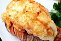 Seafood Recipes / Healthy, delicious and frugal Fish and seafood dinner recipes