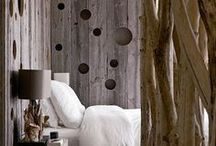 white, wood and other textures