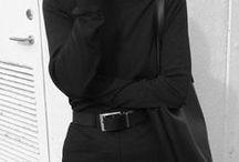/ LITTLE BLACK DRESS.