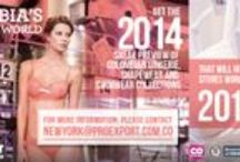 The Colombian brands at Curvexpo! / Proexport: the Colombian Trade Commission