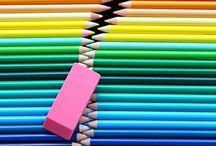 Bruna: kleurpotloden en stiften