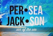 Percy Jackson / by Alex Compton