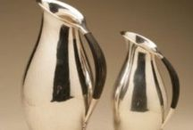 Gallery 925 Sterling Silver Pitchers and Vases