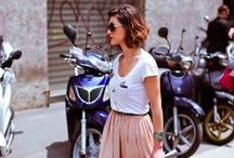 Street Style (Paris) / Street style