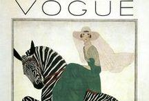 Vogue / Vogue magazine covers