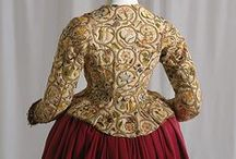 Early 17th century clothing
