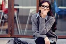 Street Style (Korea) / Street fashion