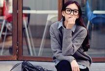 Street Style (Korea) / Street fashion