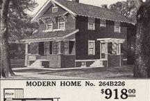 Vintage House Plans / by Julia Matuska