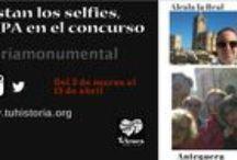 Concurso selfie #tuhistoriamonumental
