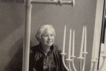 Nanna Ditzel Sterling Silver at Gallery 925 / Nanna Ditzel (1923 - 2005) was one of Denmark's most accomplished contemporary designers and the first woman to design for the Georg Jensen Silversmithy.