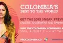 The Colombian brands at CURVENY NEW YORK! / Proexport - the Colombian Trade Commission