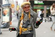 Street Style (Senior) / True style is out of age