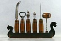 Bottle openers and corkscrews / Vintage bottle openers and corkscrews