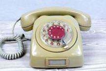Vintage and retro phones