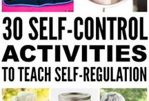 Self Regulation & Calming / Self Regulation, calming techniques, calming aids, calm down kits, controlling emotions, emotions