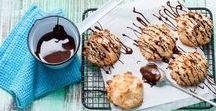 (gezonde) taarten en koekjes