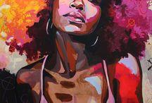 canvas&more / acrylic & oil paint
