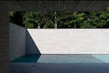 ˈärkiˌ  |  POOL . GARDEN . SPA . & / by ATELIER DIA
