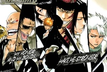 Bleach / The First! / by Rie Dumont