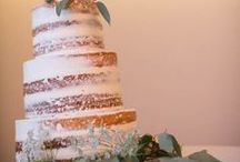 The Cake / All about the wedding cake!