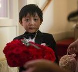 The Ring bearer / Ideas & inspiration for the adorable ring bearer for your upcoming wedding.
