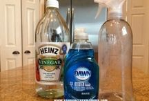 Kitchen & Home Hacks, Tips and Tricks / Quick and easy home hacks to save you time (and money) in the kitchen, bathroom, and more!