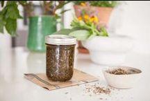 NATURAL REMEDIES / Homemade herbal and natural remedies.