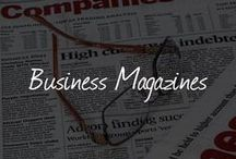 BUSINESS MAGAZINES / Magazines for business lifestyle