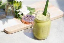 Drinks | Ascension Kitchen / Healthy drinks to heal and nourish. Dairy free.