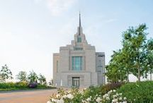 LDS Temples  / by Andrea Osorio Gómez