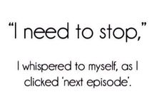 Tv shows and movies!