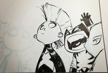 Skottie Young / by dreh menezes